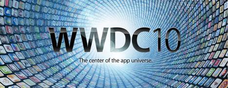 Apple Worldwide Developer Conference 2010 WWDC10 - app univers