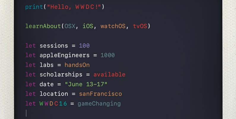 Apple WWDC16 keynote live coverage